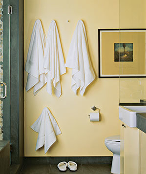 In The Bathroom How To Clean Up Real Simple