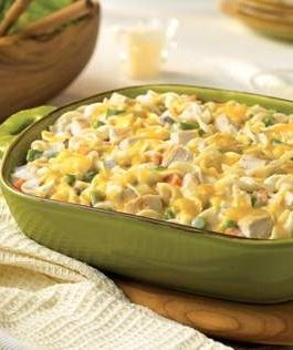 Easy campbells chicken casserole recipes