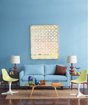 blue-living-room-vintage-sofa