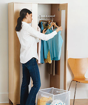 17 Organizing Tips For Your Closets Real Simple