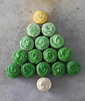 ombre-tree-cupcakes