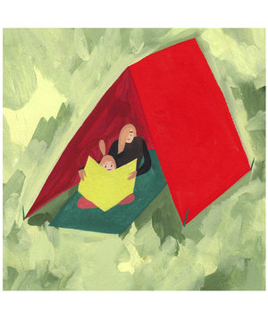 kids-reading-tent
