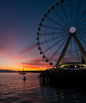 seattle-sunset