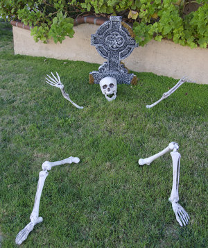 skeleton-fake-tombstone-yard-halloween