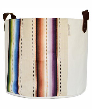 tan-striped-natural-canvas-bucket-basket