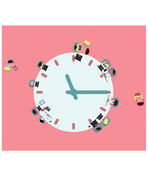 work-clock-productivity
