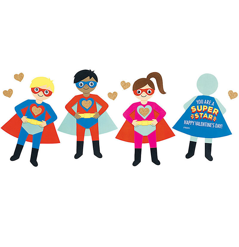 10 Valentine's Day Cards for Kids That Are Almost Too Adorable