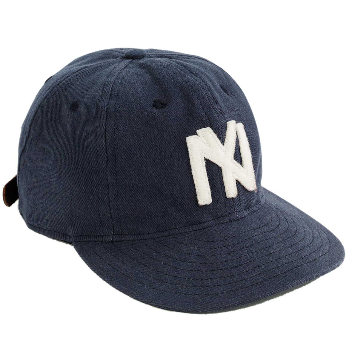 Ebbets Field Flannels for J.Crew Ball Cap