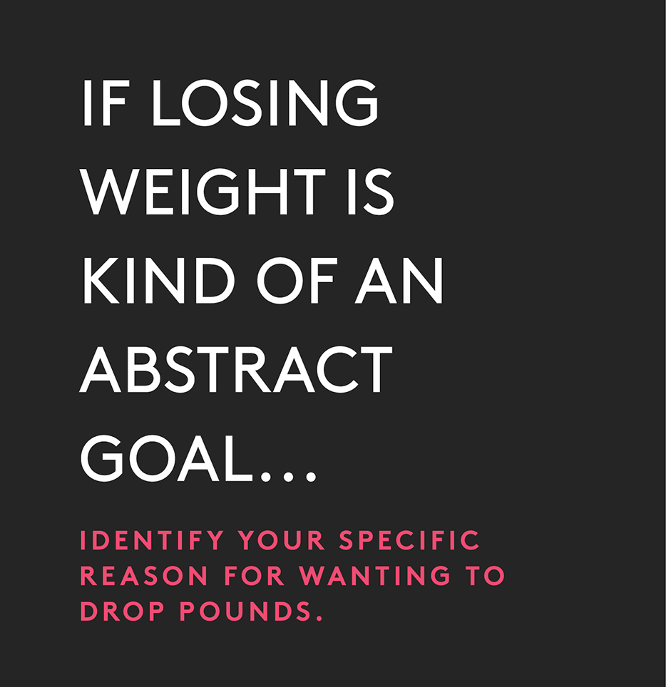 Weight to i immediately want reduce my