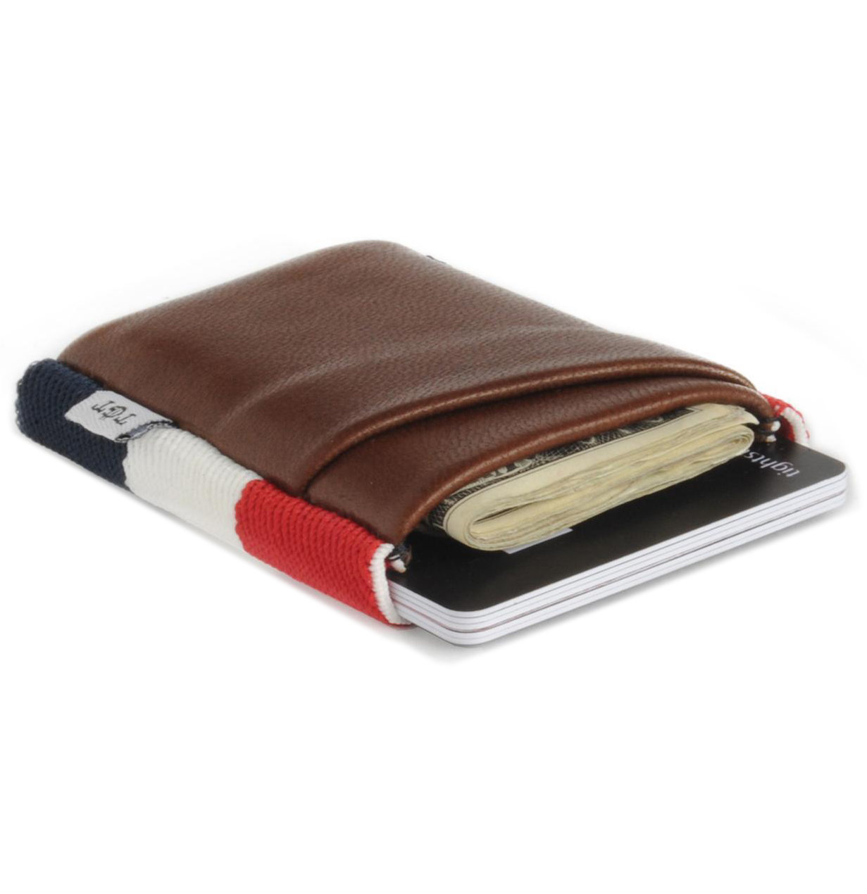 Valentines Day Gifts for Him: Americana Deluxe Wallet From Aha Life