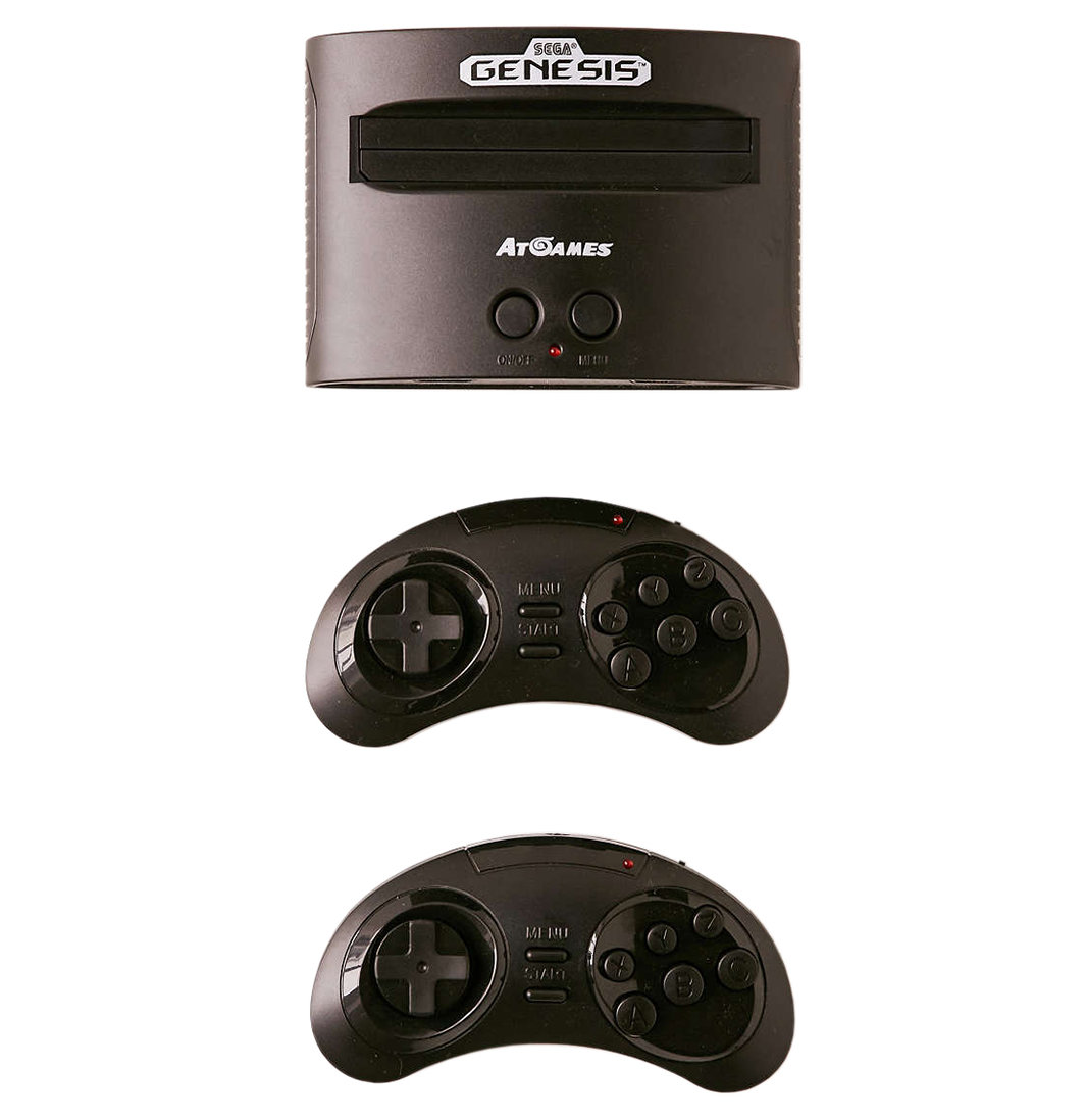 Valentine Gifts for Him: SEGA Genesis Wireless Classic Game Console