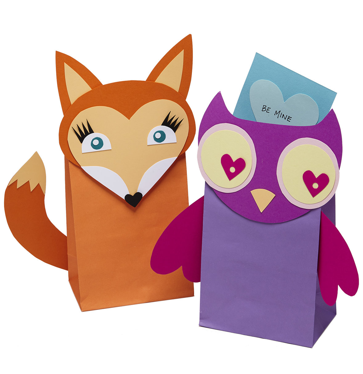 Woodland Creatures Card Boxes