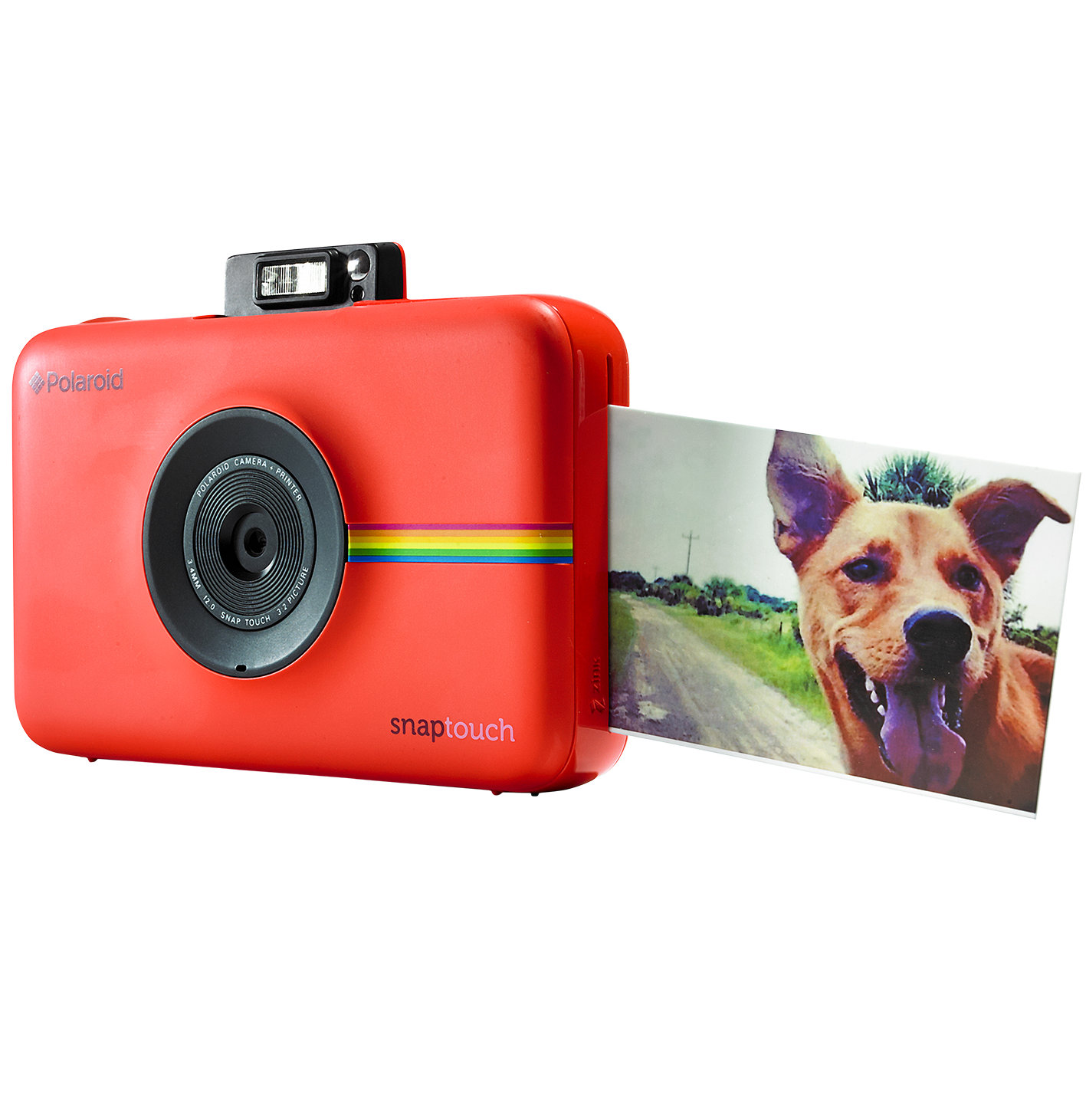 Polaroid Snap Touch Instant Digital Camera