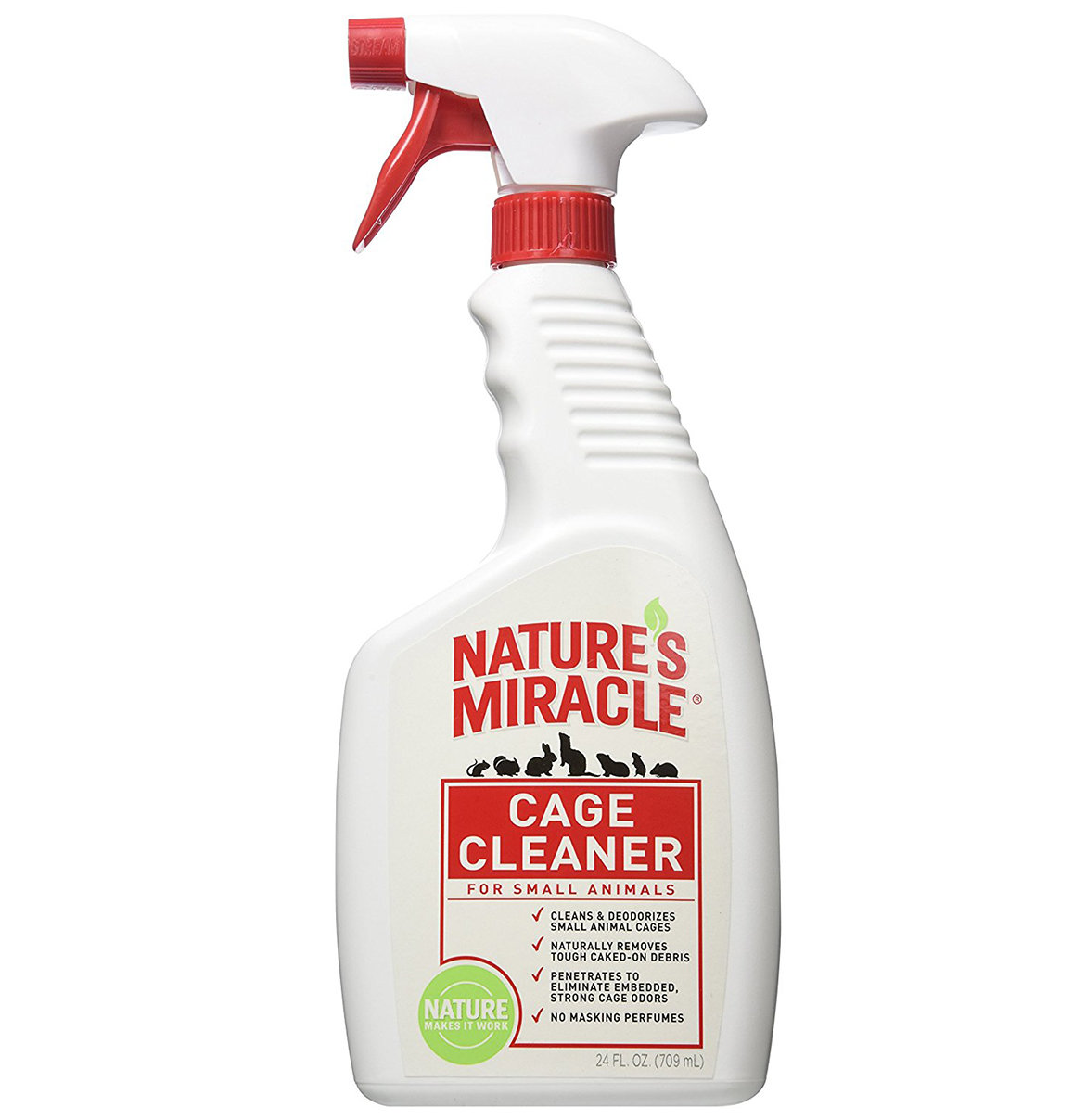 Nature's Miracle Small Animal Cage Cleaner