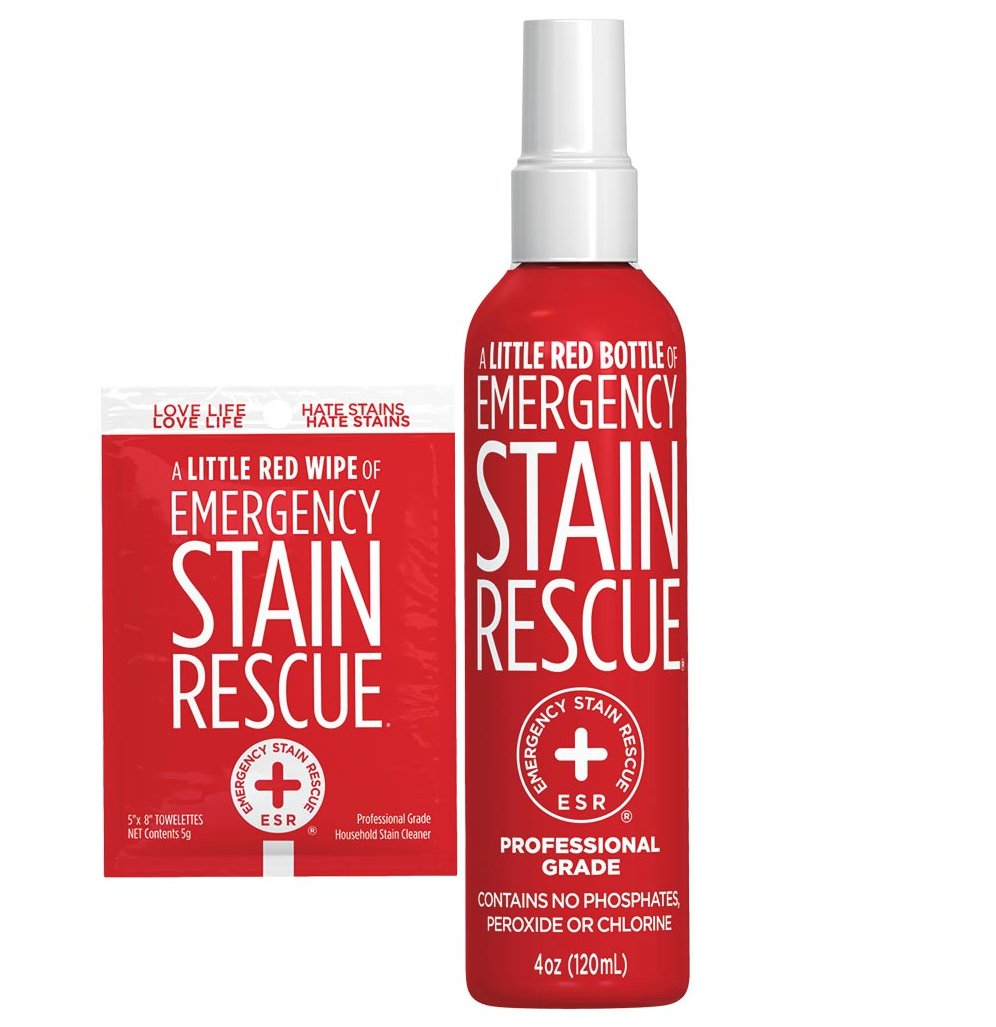 Little Red Wipe of Emergency Stain Rescue