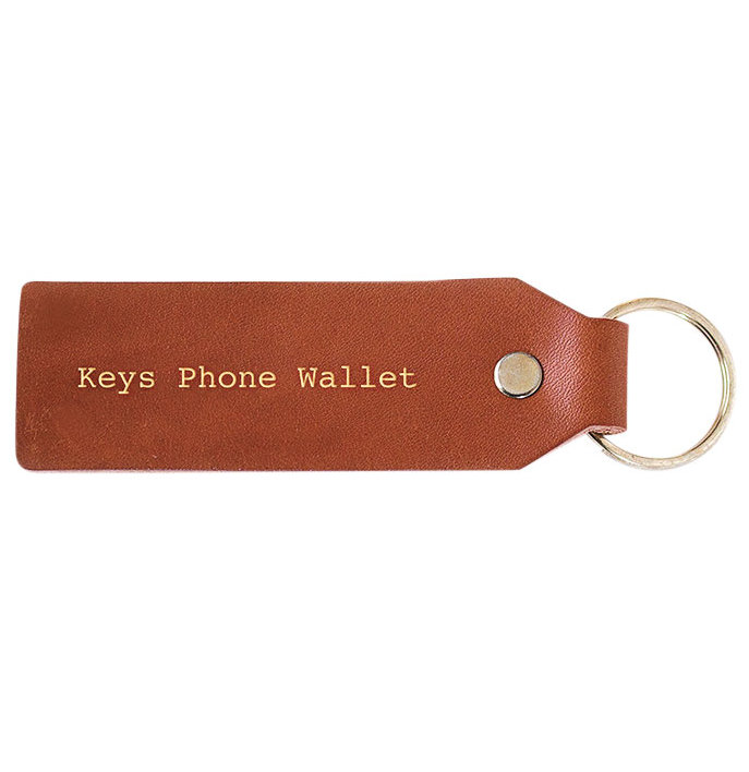 Keys Phone Wallet Keytag