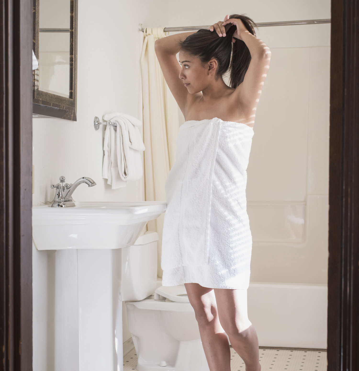 Why You Should Never Use Lotion After You Shower Real Simple