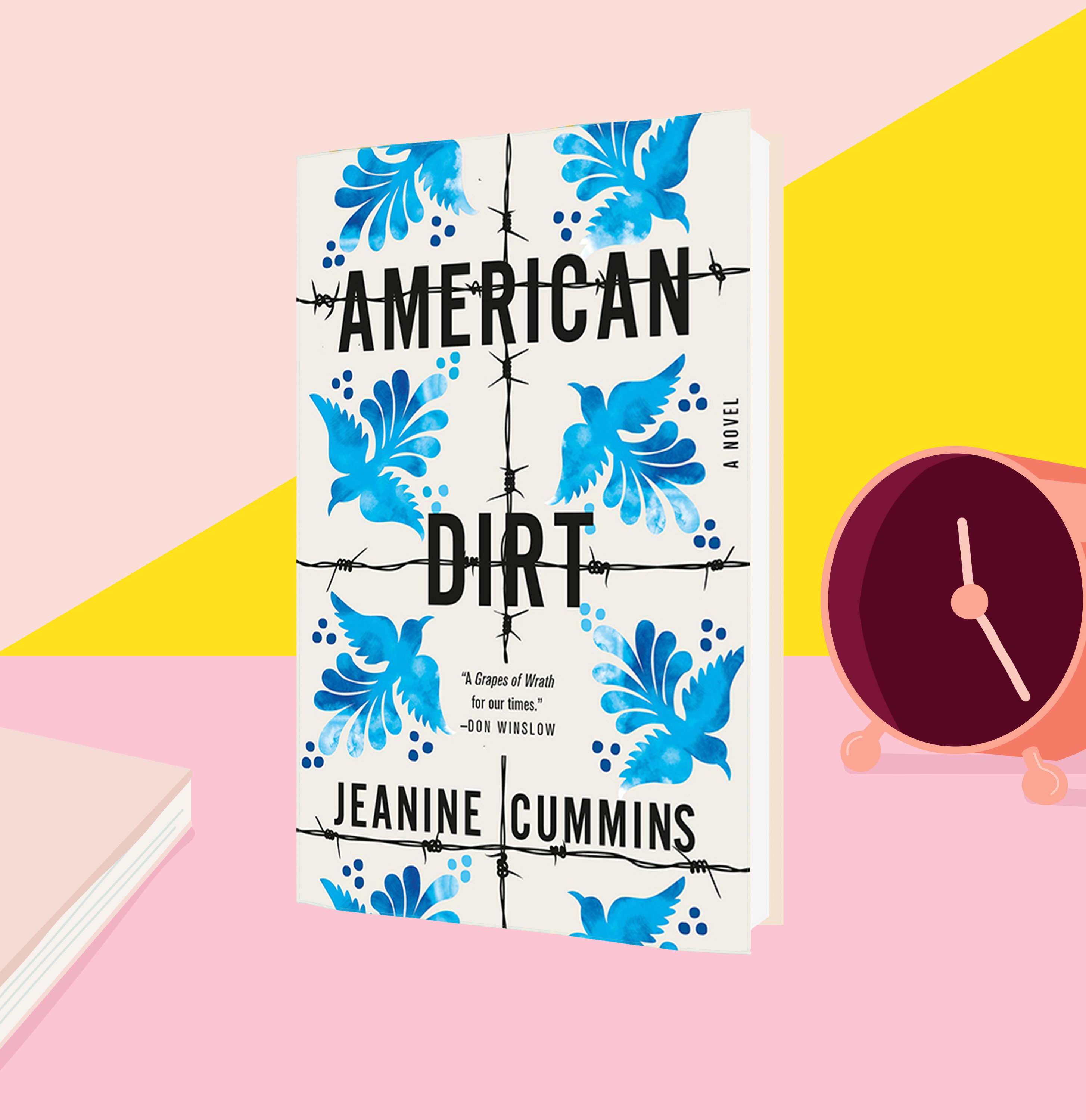 Cover of American Dirt, by Jeanine Cummins