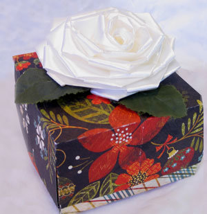 Crafty Keepsake Box