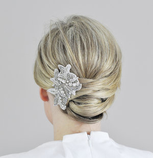 3 Elegant and Easy Bridal Hairstyles