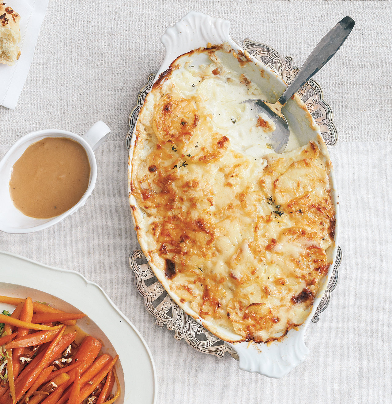 the Best Scalloped Potatoes Recipe