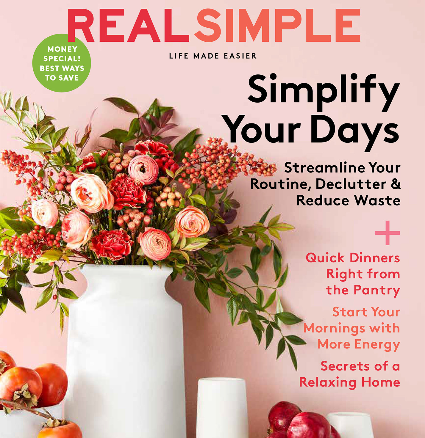 Real Simple September 2019