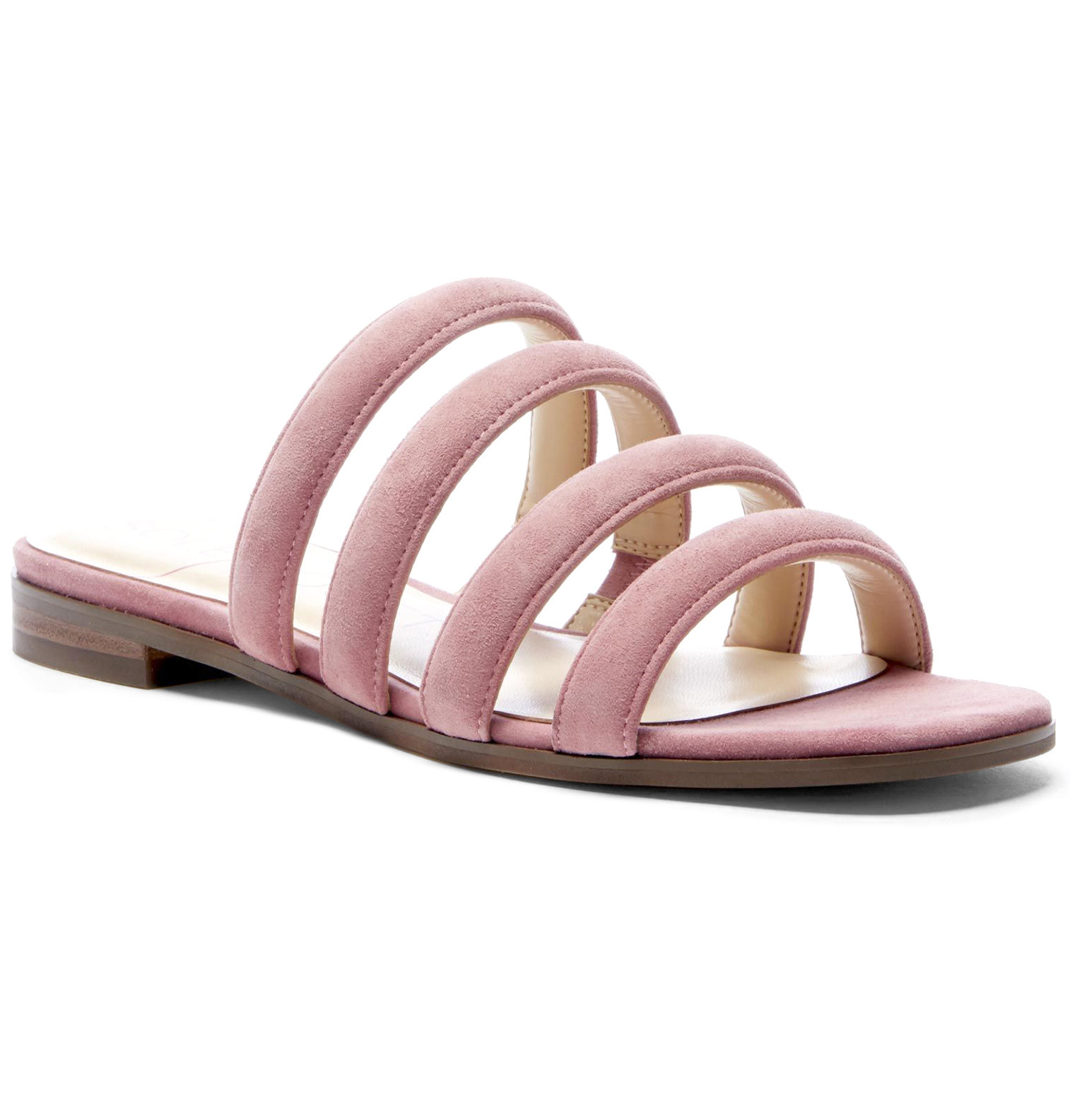 Sole Society Saxten Multi Strap Slide
