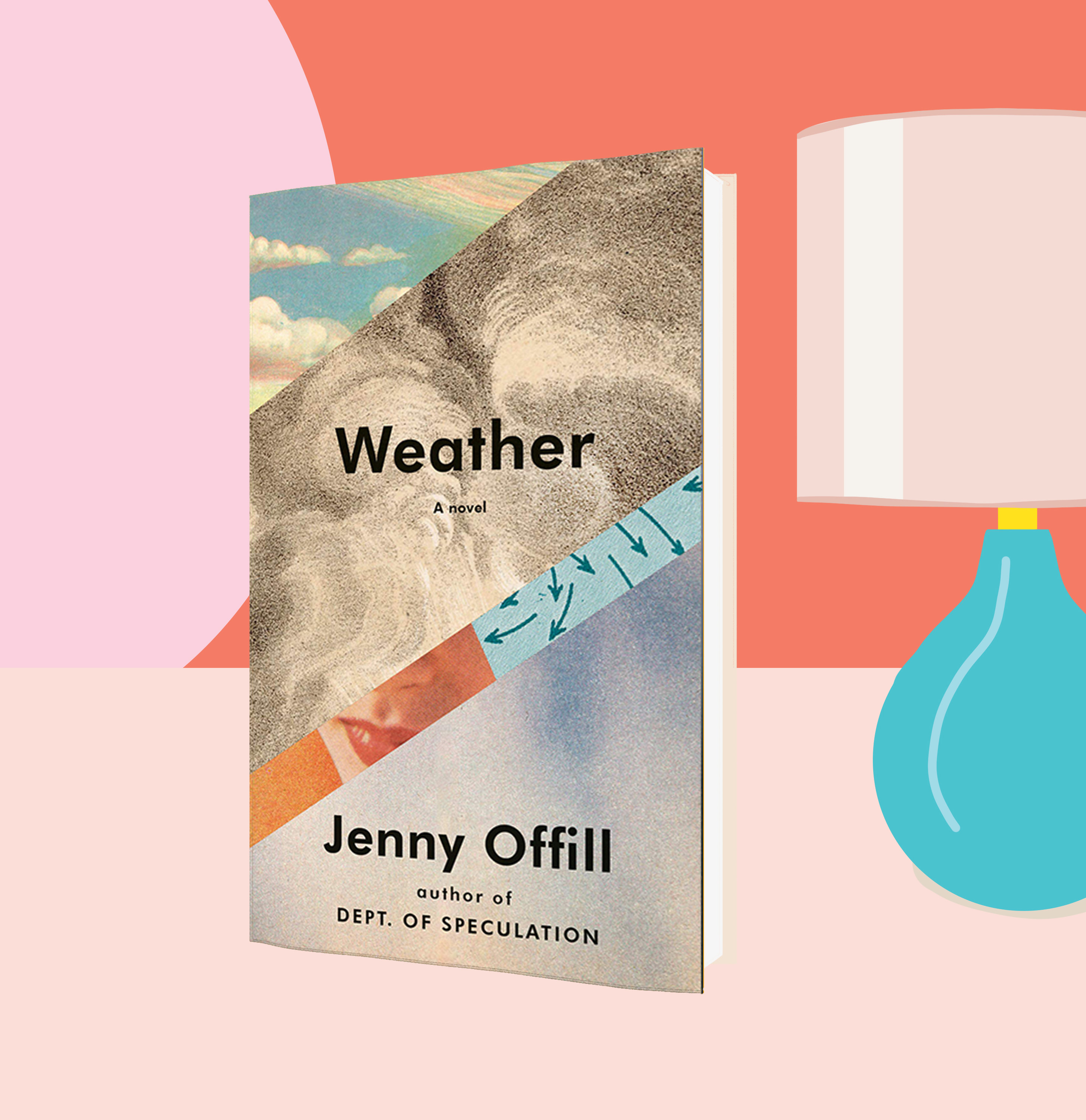 Cover of Weather, by Jenny Offill