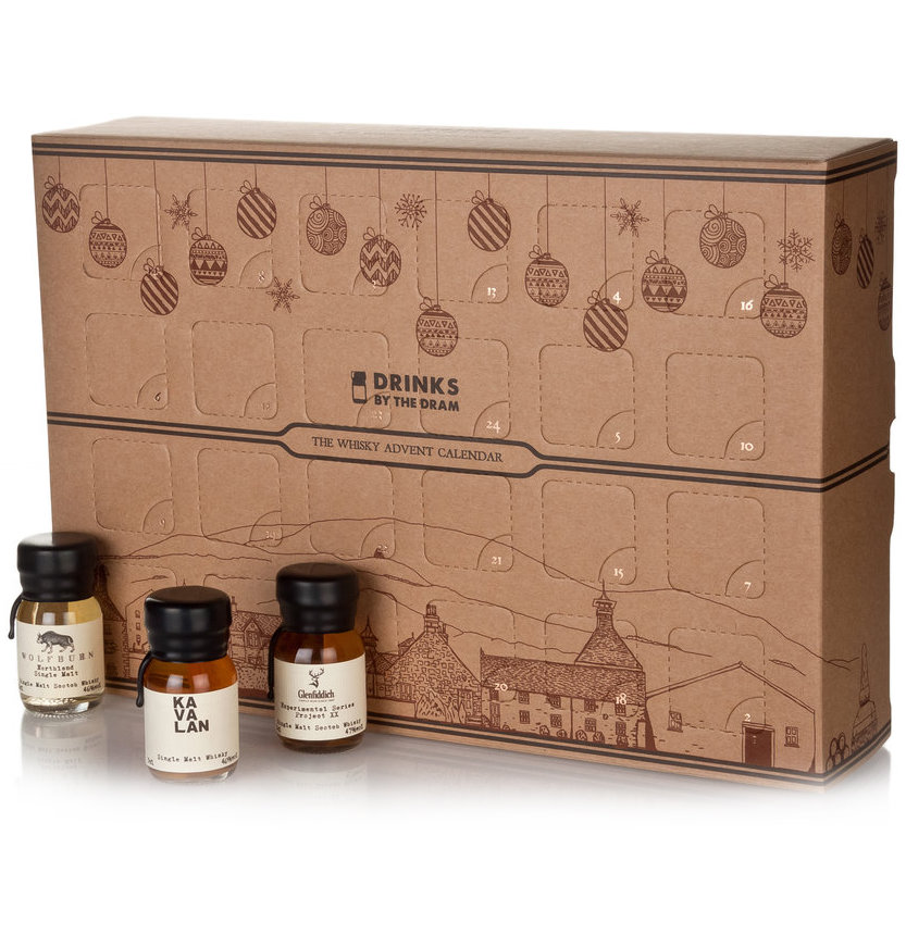 There's Now a Whisky Advent Calendar, and It's Amazing