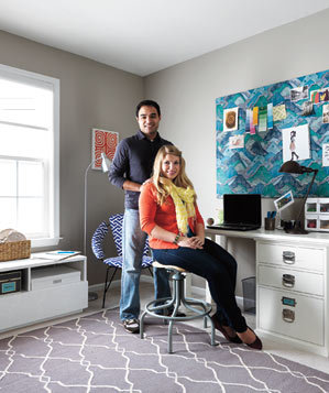 Craft Room Makeover Ideas Real Simple