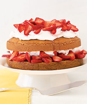Strawberry Shortcake | Easy Cake Recipes - Real Simple
