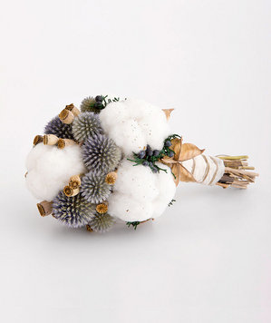 cotton 6 unique wedding bouquets real simple