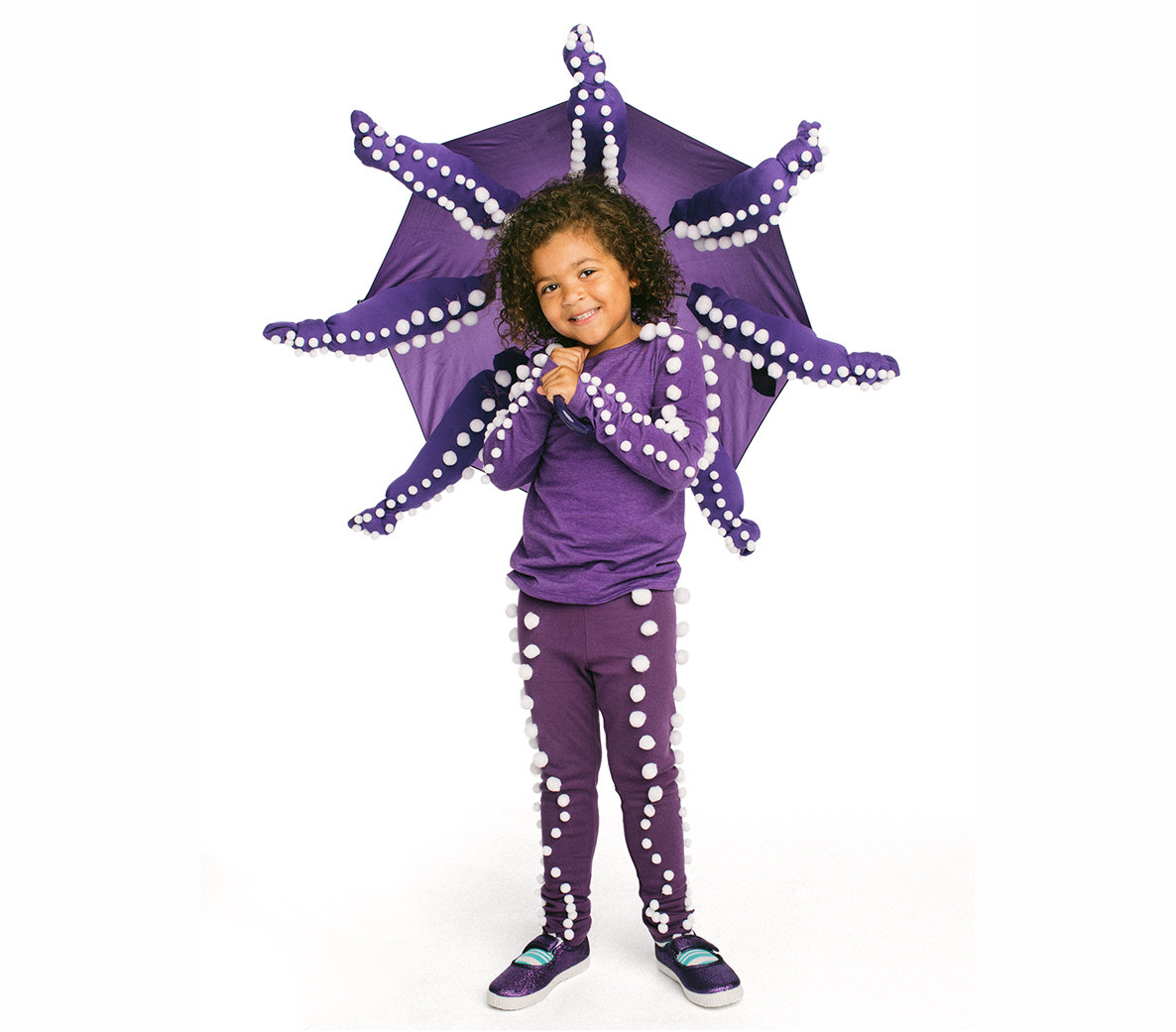 The costume octopus cool halloween costumes you can for Halloween decorations u can make
