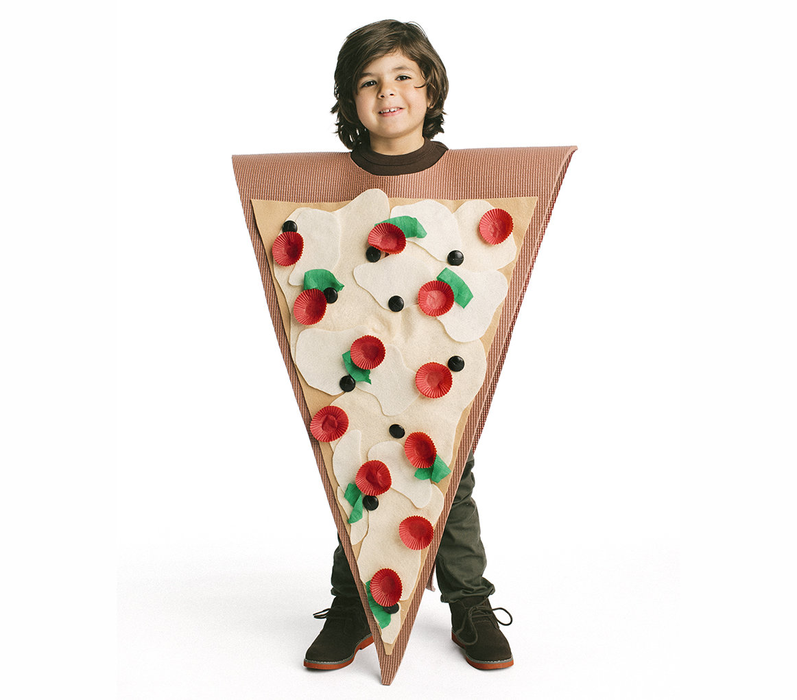 The Costume Slice Of Pizza Cool Halloween Costumes You