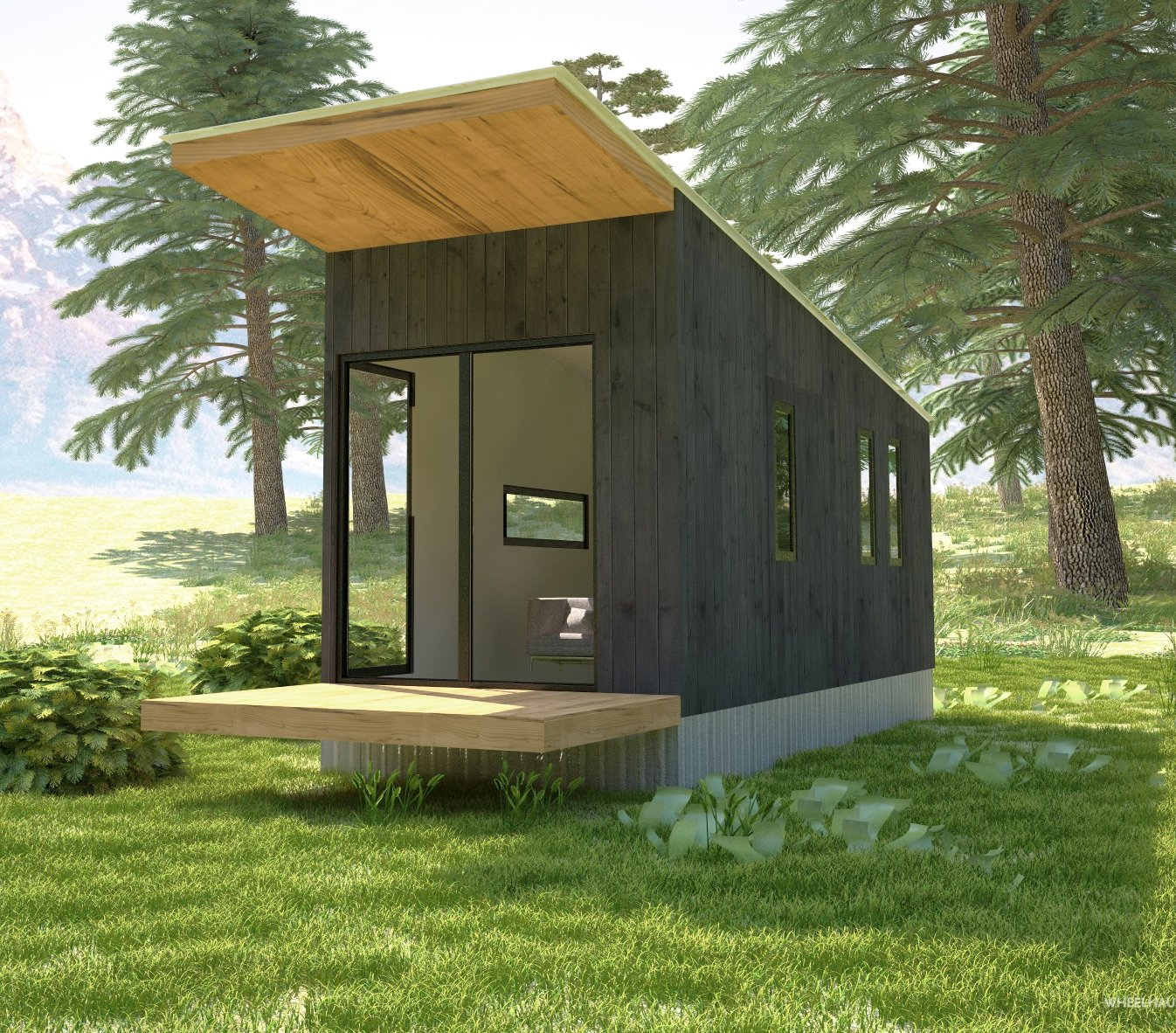 Find Rent Houses: 10 Tiny Houses You Can Rent (or Even Buy