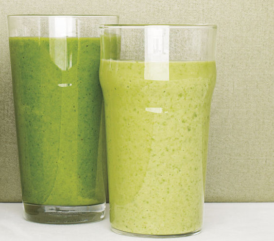 5 Healthy Green Smoothie Recipes Real Simple