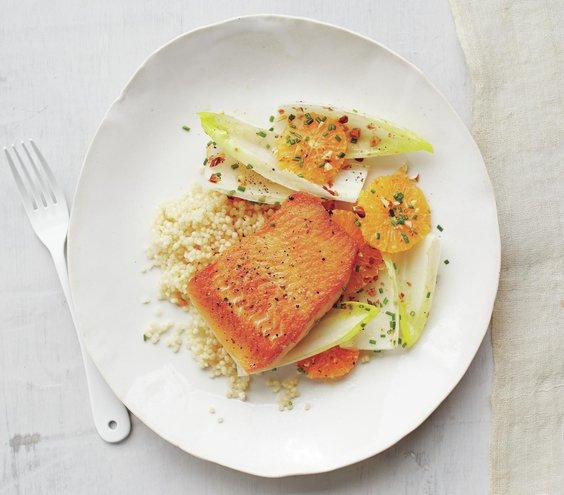 how to cook arctic char fish