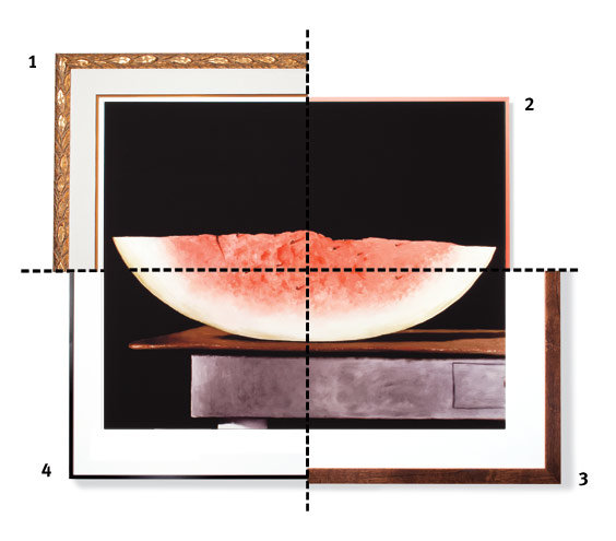 How to Choose the Right Type of Frame-s | Real Simple