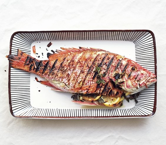 the best seafood grilling recipes for summer real simple