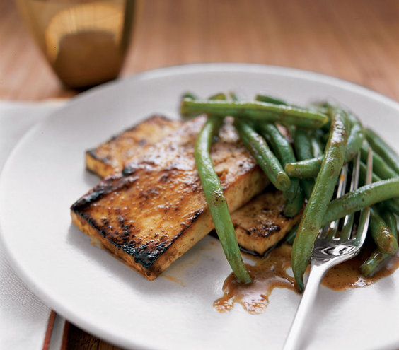 Thai Spiced Tofu | Easy and Delicious Tofu Recipes - Real Simple