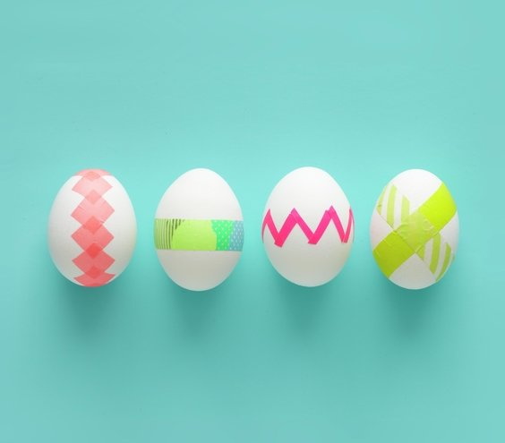 No-Dye Easter Egg Decorating Ideas | Real Simple