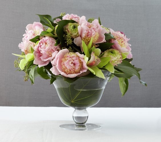 Gorgeous wedding reception centerpieces real simple