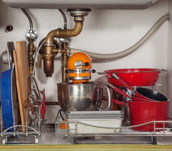 Pots And Pans Storage Ideas To Take Note Of: Organize Pots & Pans: The Strategy