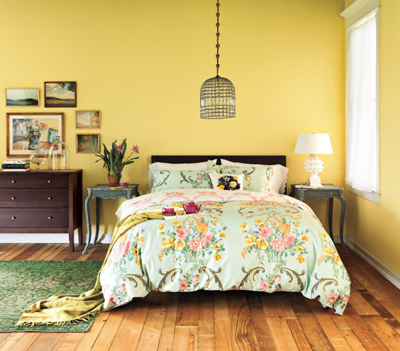 Bedroom Beach Art Bedroom Decorating Colors Ideas Art Decoration For Bedroom Bedroom Yellow Walls: 5 Decorating Ideas For Bedrooms