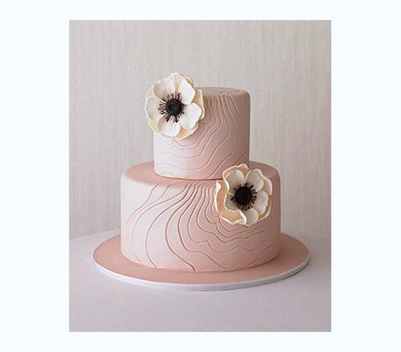 Wedding Cake Decorations Ideas Simple : 12 Great Wedding Cakes Real Simple