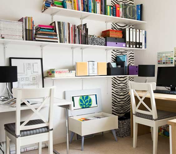 office space 17 surprising home office ideas real simple