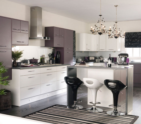 19 Modern Kitchen Islands That Are Ideal For Every Kitchen: 19 Amazing Kitchen Decorating Ideas - Real