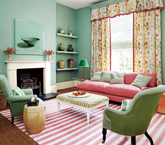 mint-green-room