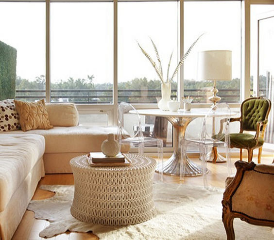Light and airy 33 modern living room design ideas real for Open living room designs