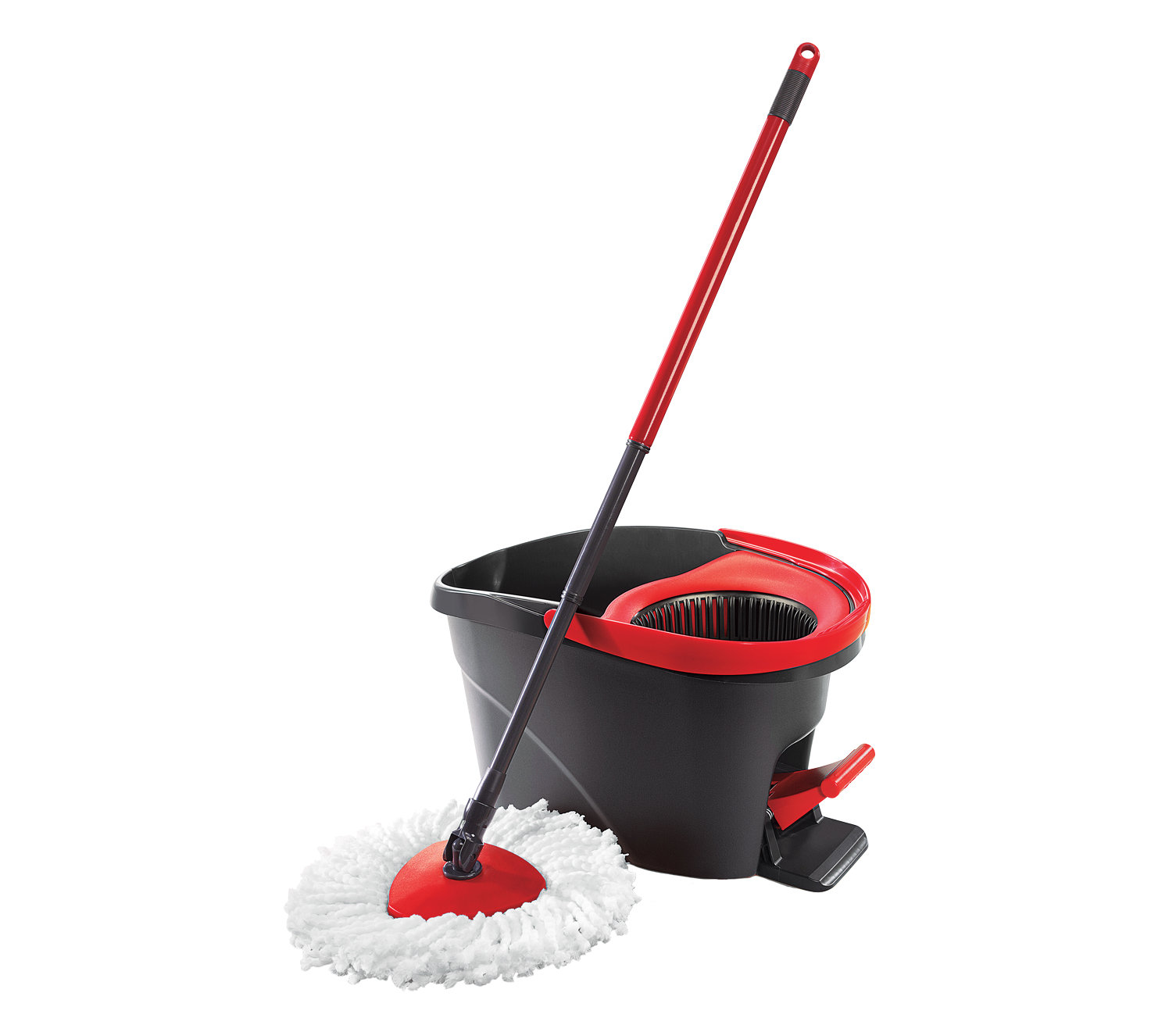 O Cedar Easywring Spin Mop And Bucket System 19 Super